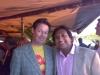 Dhroeh with Carel Kraayenhof